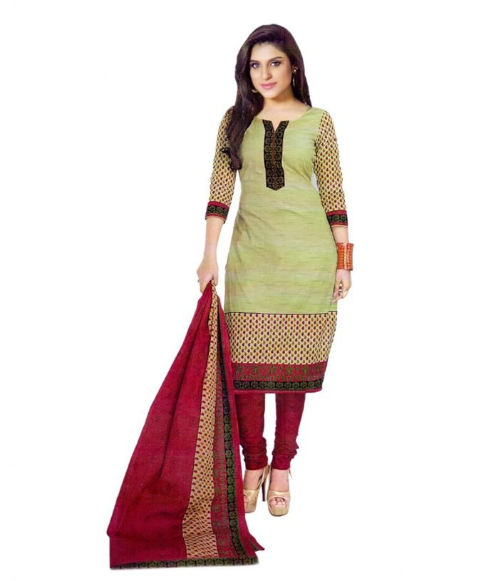 churidar dress material