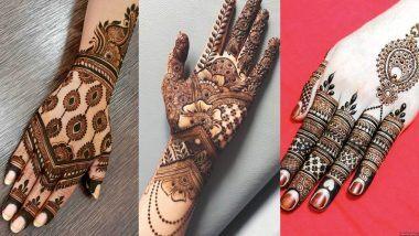 Elegant Creative Mehndi Design