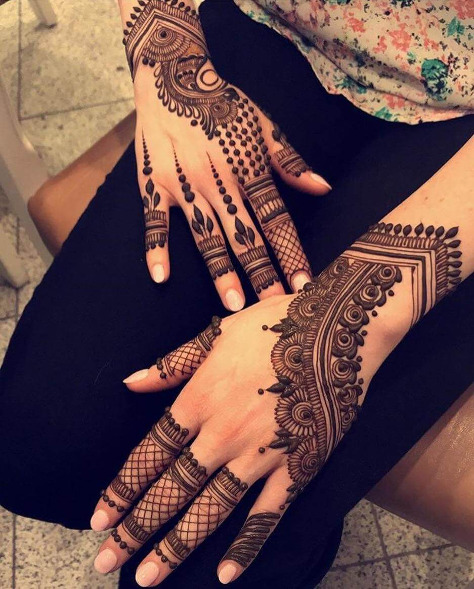 Latest-Trendy-Mehendi-Design
