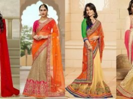 saree for every body