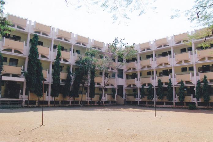 Gandhi Natha Rangaji Homoeopathic Medical College, Solapur_Campus View