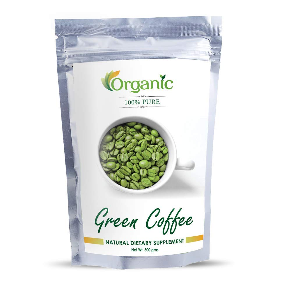 Green Coffee Extract by Perennial Lifesciences