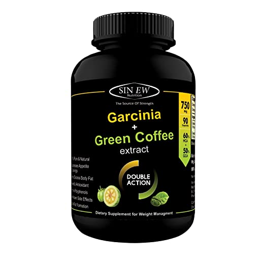 Coffee Bean Extract from Sinew Nutrition