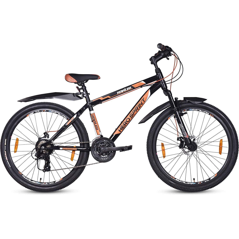 hero bicycle