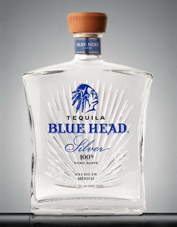 Blue Head Blanco Tequila