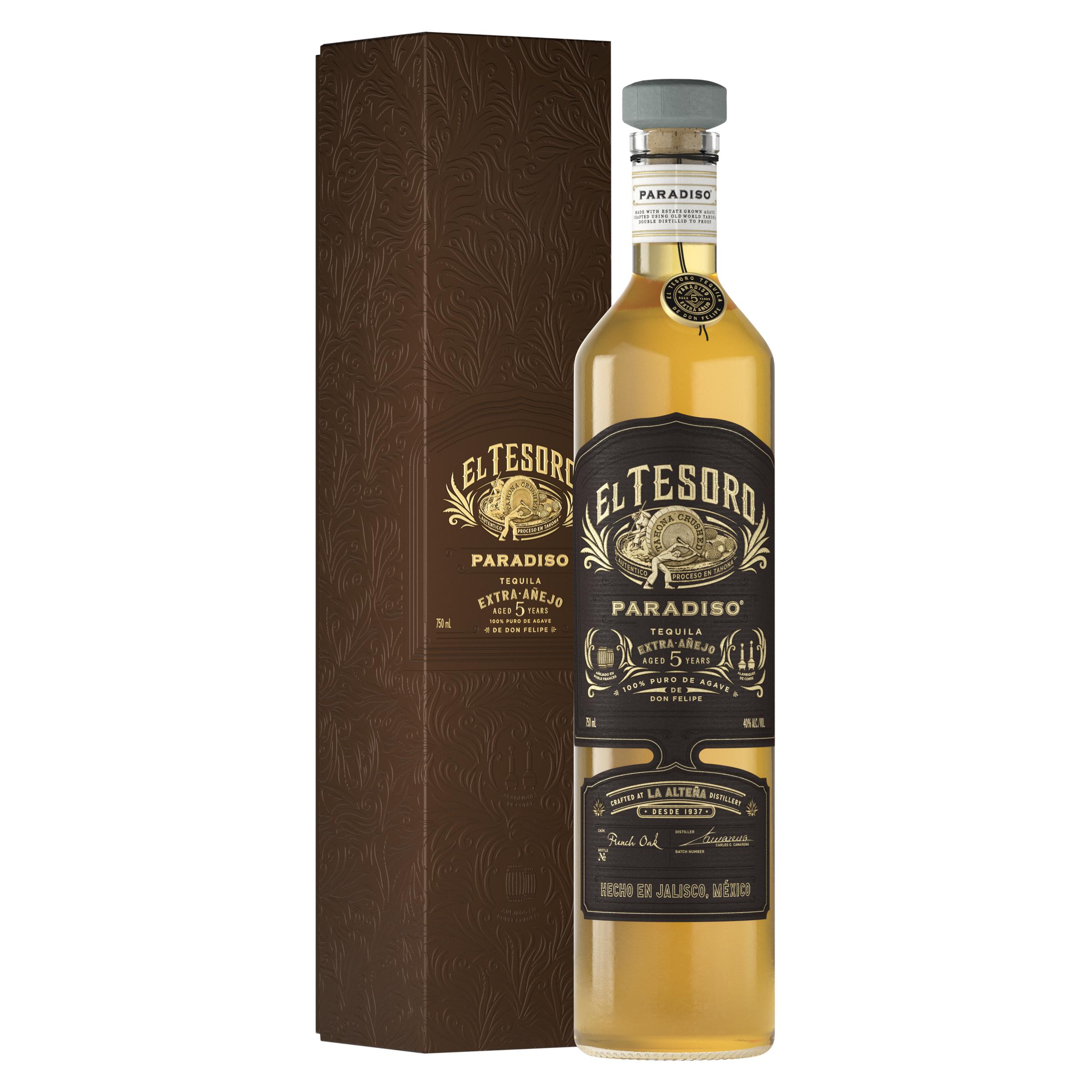 El Capo Extra-Aged Anejo Tequila