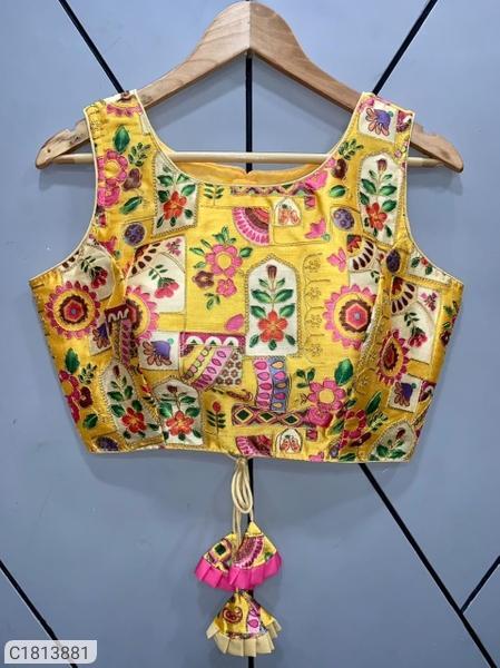 Shrayathi blouse
