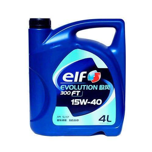 elf evolution engine oil