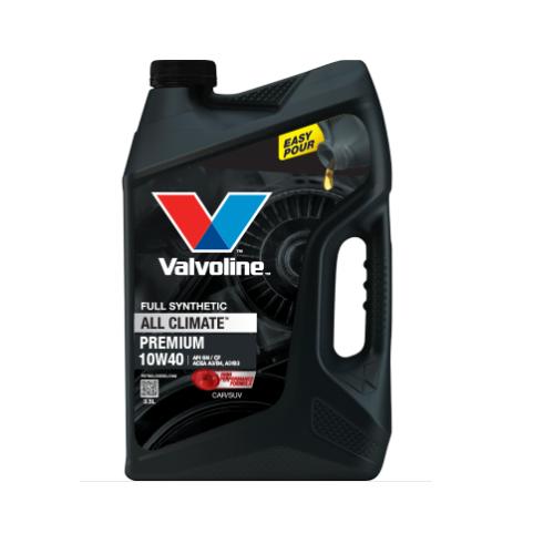 valvoline engine oil