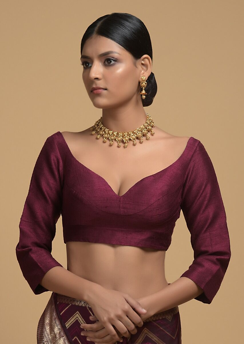 FabIndia blouse